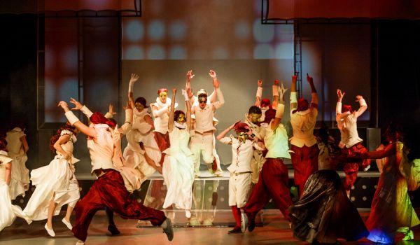 Going.   Romeo i Julia - Teatr Dramatyczny im. A. Węgierki w Białymstoku