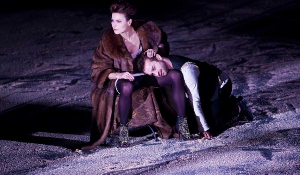 Going. | Królowa Margot - Teatr Narodowy - Scena Studio