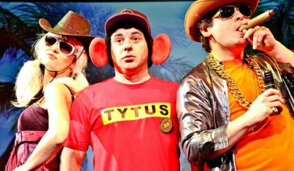 Going. | Tytus, Romek I A'Tomek, Czyli Jak Zostać Artystą - Teatr Kamienica