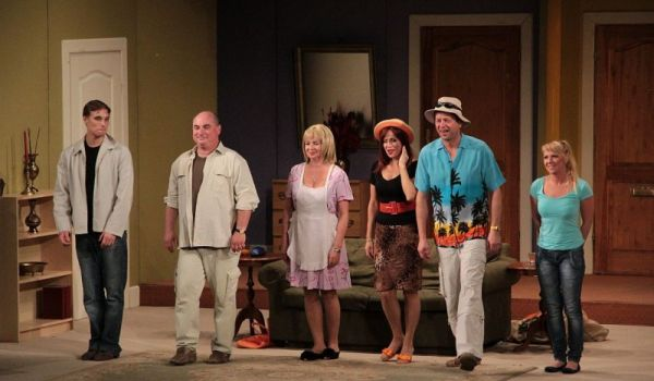 Going. | Mayday 2 - Teatr Bagatela - Duża Scena