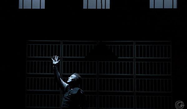 Going. | Ostatnia taśma Krappa / OT 2016 - Wrocławski Teatr Współczesny
