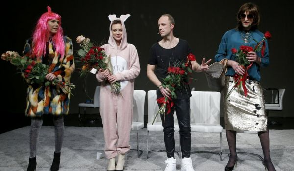 Going.   Pozytywni - Teatr IMKA