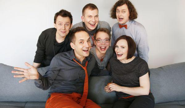 Going. | Wieczór improwizacji komediowych, czyli ImproFest - Niepołomice