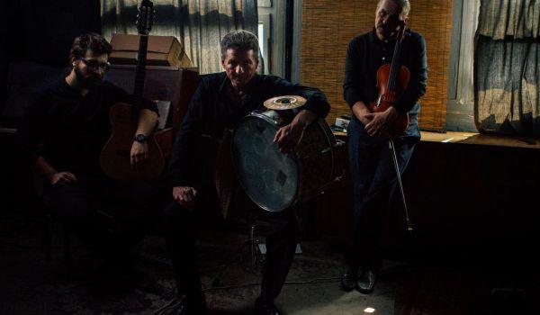 Going. | Anatol Stefanet Trio - Centrum Kultury JAZOVIA