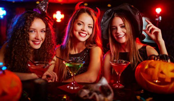 Going. | Halloween Party / piątek - Klub Studencki Gwint
