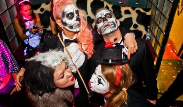 Going.   Halloween Party - Szklarnia