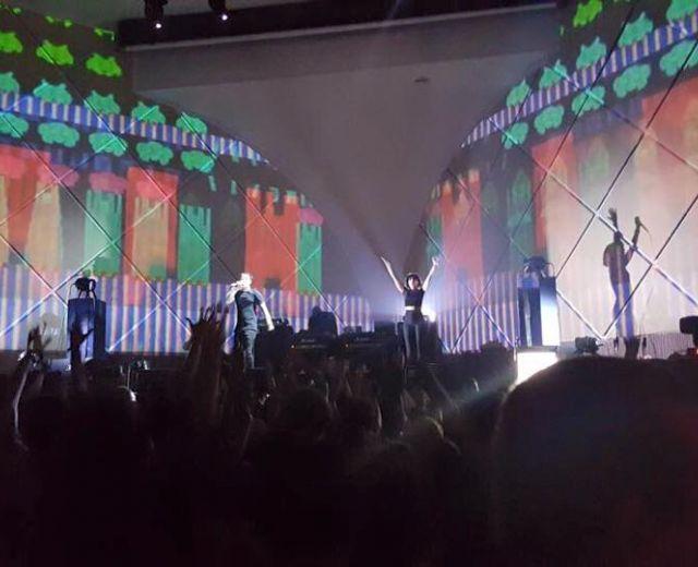 Going. | Atari Teenage Riot w Łodzi!