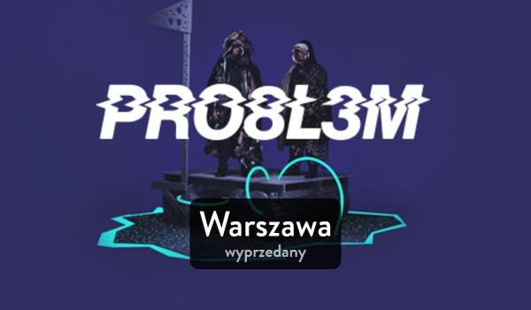 Going. | P R O 8 L 3 M _2040 Tour - koncert wyprzedany - Progresja