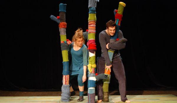 Going. | Ogrodowy Zawrót Głowy - Teatr Małego Widza
