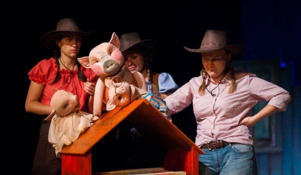 Going. | Świnki 3 - Teatr Lalki i Aktora Pinokio w Łodzi