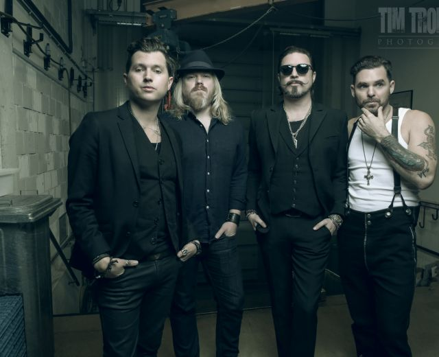 Going. | Rival Sons w Warszawie!