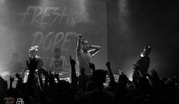 Going.   Fresh N Dope Festival - Kwadrat - złe