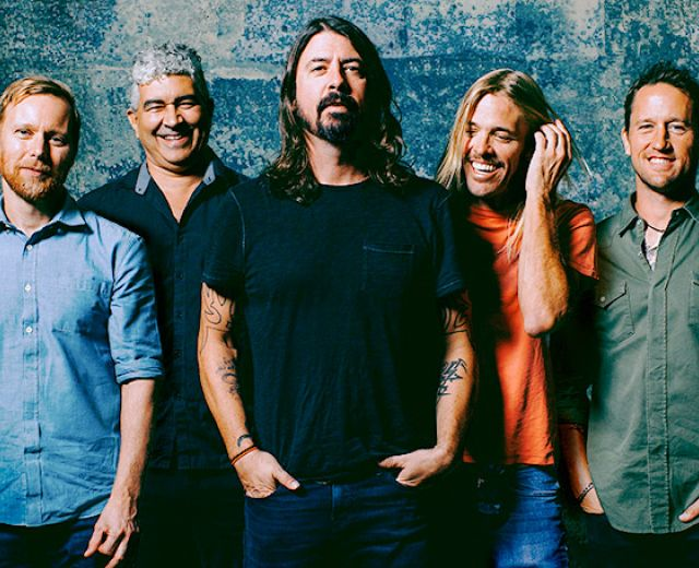 Going. | Foo Fighters na Open'erze!