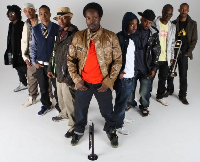 Going. | Hypnotic Brass Ensemble / BILETY