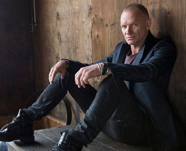 Going. | Sting w Polsce!