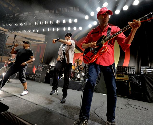 Going. | Prophets of Rage na Open'erze!