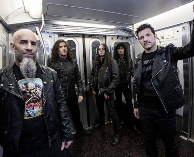 Going. | Anthrax w Warszawie!