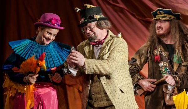 Going.   Doktor Dolittle I Jego Zwierzęta - Teatr Baj