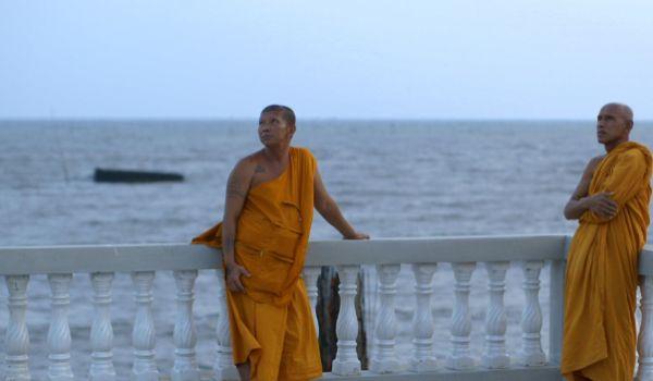 Going.   Mnich z Morza / HumanDOC - Staromiejski Dom Kultury
