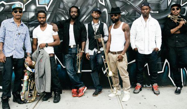 Going. | Hypnotic Brass Ensemble - Projekt LAB