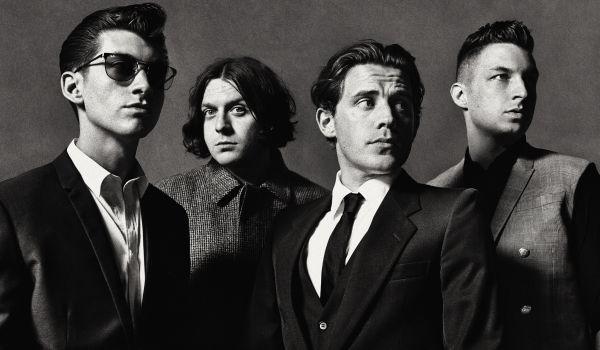 Going. | Arctic Monkeys & The White Stripes Night