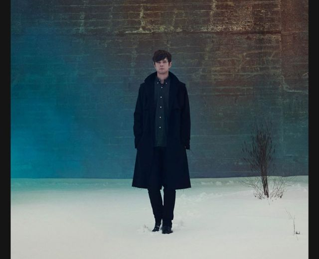 Going. | James Blake na Open'erze!