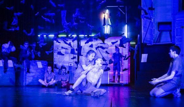 Going. | Festiwal Dramatu 2016 - Dzień 5 - Wrocławski Teatr Współczesny