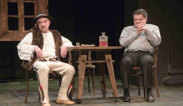 Going.   Wariacje Tischnerowskie. Kabaret Filozoficzny - Krakowski Teatr Scena STU