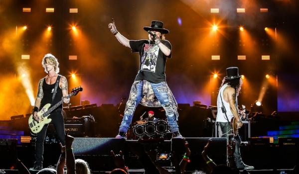 Going. | Guns N' Roses - Stadion Energa Gdańsk