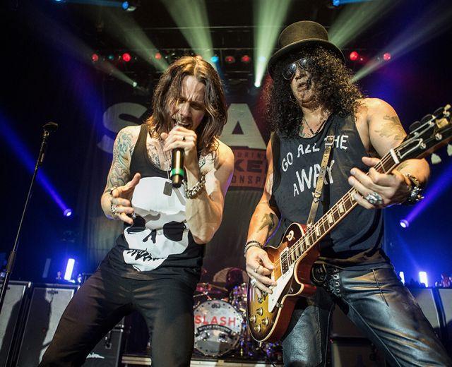 Going. | Guns N' Roses w Trójmieście!