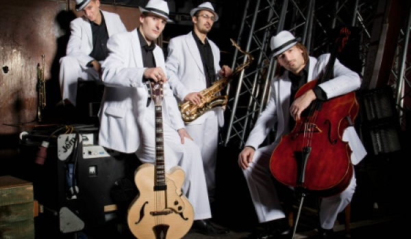 Going. | Bal Sylwestrowy - Vertigo Jazz Club & Restaurant