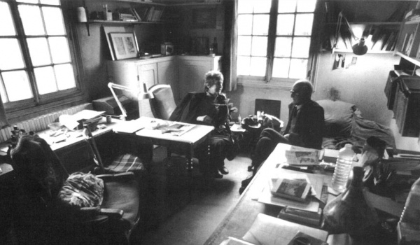 Going. | Józefa Czapskiego filozofia twórczej egzystencji - Muzeum im. Emeryka Hutten-Czapskiego
