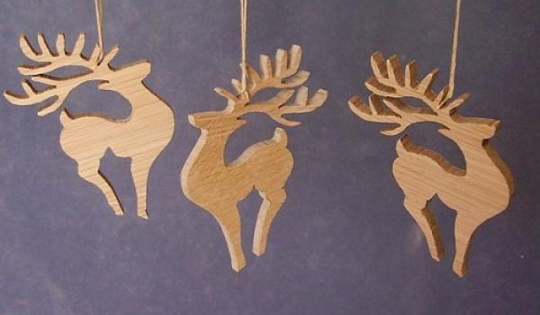 Going.   Prezenty i ozdoby bożonarodzeniowe z drewna - ŻyWa Pracownia