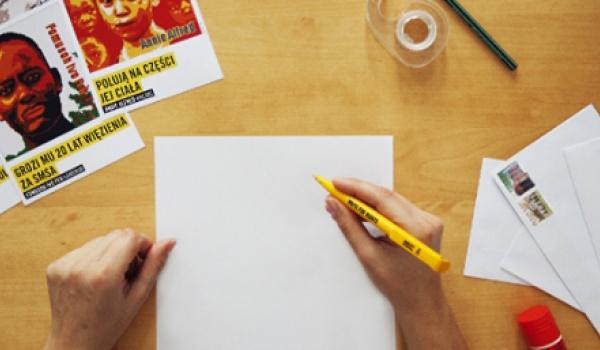 Going. | Maraton Pisania Listów - Scena Główna - Marzyciele i rzemieślnicy