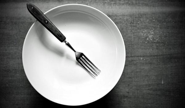 Going. | Głód