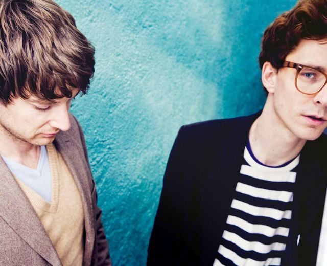 Going. | Kings of Convenience w Polsce!