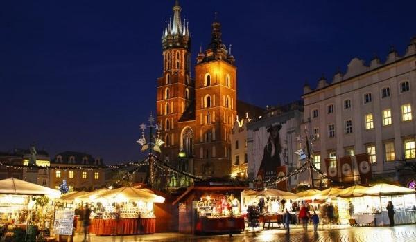 Going. | Krakowski Targ Bożonarodzeniowy - Rynek Główny Kraków