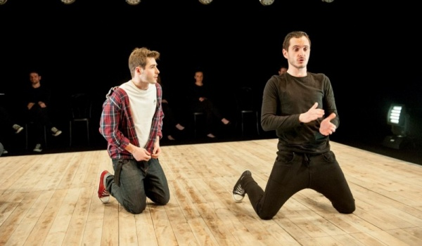 Going. | Ony - Teatr Powszechny w Łodzi - Mała Scena