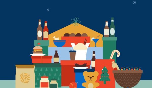 Going. | HALO: Świąteczny Targ Przyjemności i Upominków - Hale Mirowskie