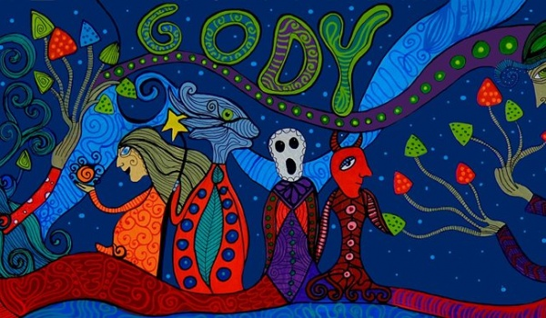 Going. | Gody - Psychodeliczna Pasterka - Protokultura - Klub Sztuki Alternatywnej