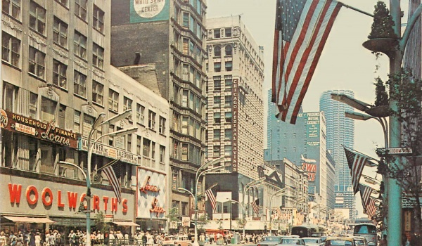 Going. | New York, Chicago, Retro Style - 20's Of The Last Century - Miasto Aniołów Klub