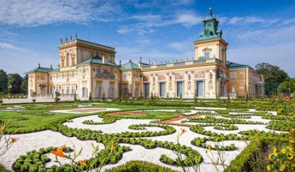 Going. | Weekendowe Oprowadzanie: Zobacz Pałac