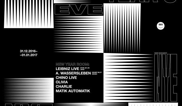 Going. | NYE w/ Leibniz. [DE] (shtum / Rat Life) LIVE - Szpitalna 1