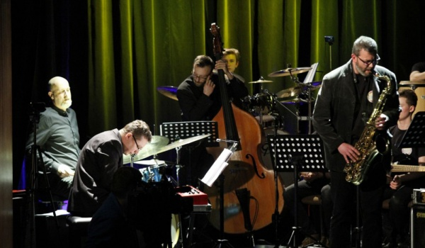 Going. | Arek Skolik And His Men /w Viloin Quartet - 12on14 Jazz Club