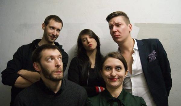 Going. | Alex Donsky & Dik Forest - Klubokawiarnia Towarzyska