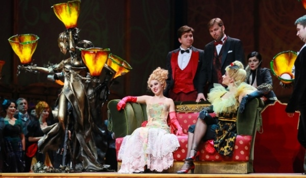 Going. | Zemsta nietoperza - Opera i Filharmonia Podlaska