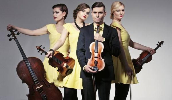 Going. | The Time Quartet - Koncert Muzyki Rozrywkowej - PROM Kultury Saska Kępa