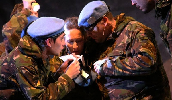 Going. | Teatr Kępa: Pułkownik Ptak - PROM Kultury Saska Kępa