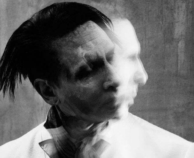 Going. | Marilyn Manson na Metal Hammer Festival