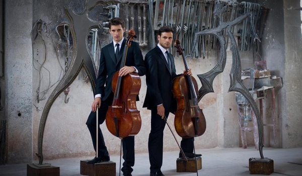 Going. | 2Cellos - Torwar